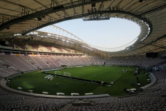 FIFA 'in contact' with Qatar over 2022 World Cup. More here: