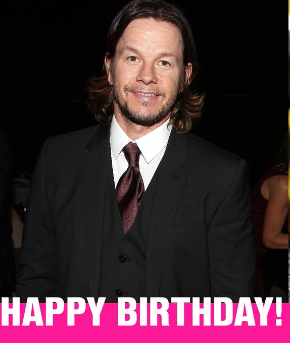 Happy Birthday, Mark Wahlberg!