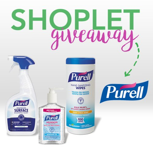 Win a Purell Summer Cold Buster Bundle