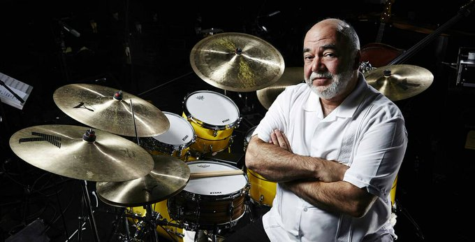 Happy 63rd birthday to Peter Erskine!