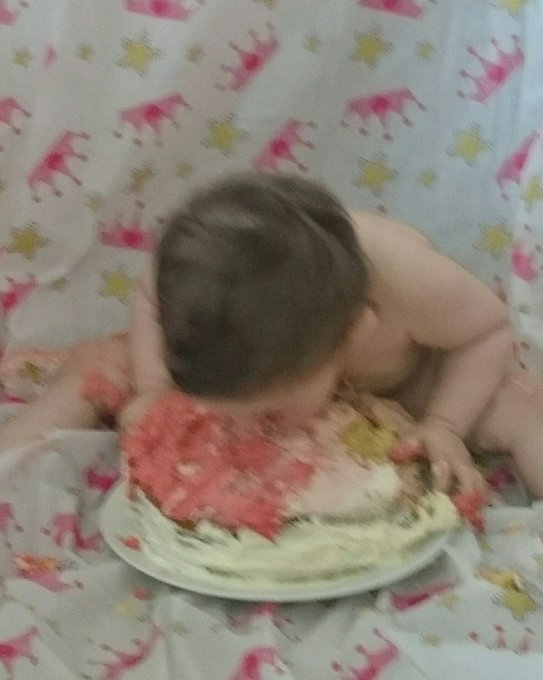 Happy Birthday you share it with my baby niece. She likes cake as much as you