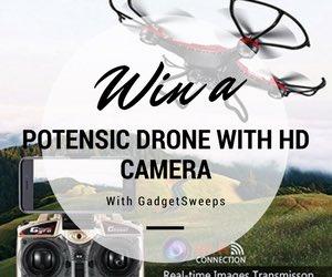 Gadgetsweeps June Drone Giveaway