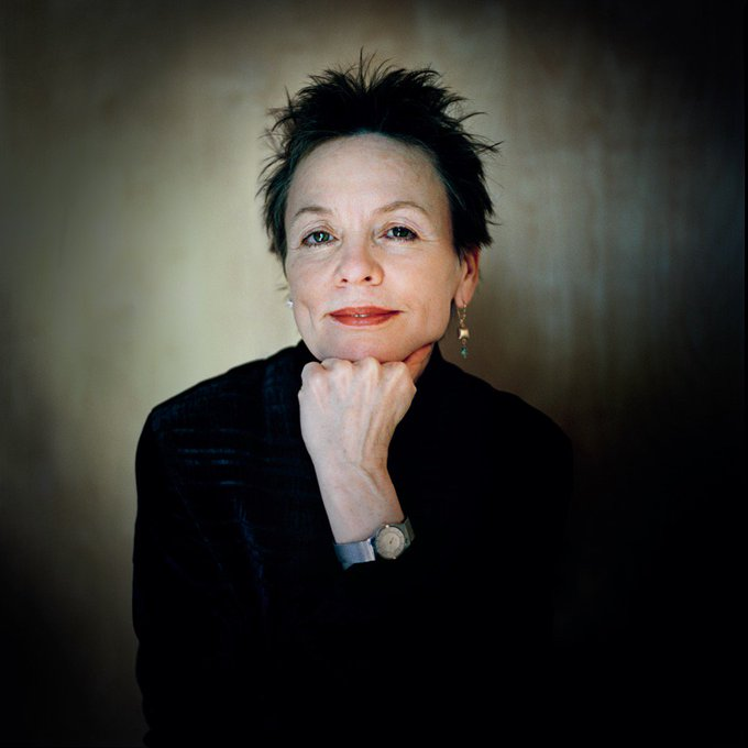 Happy Birthday to Laurie Anderson!