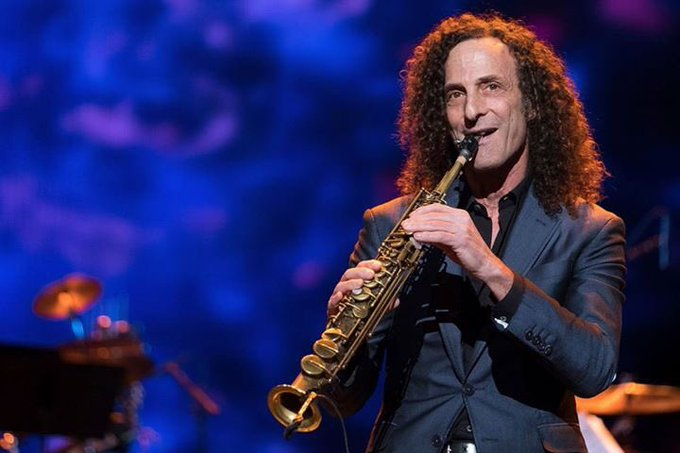 Happy Birthday to jazz musician Kenny G. He turns 61 today.