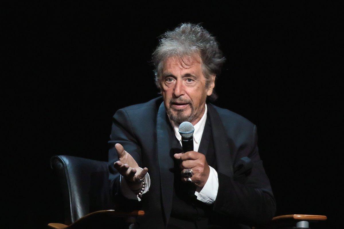 Al Pacino will play Joe Patern al pacino