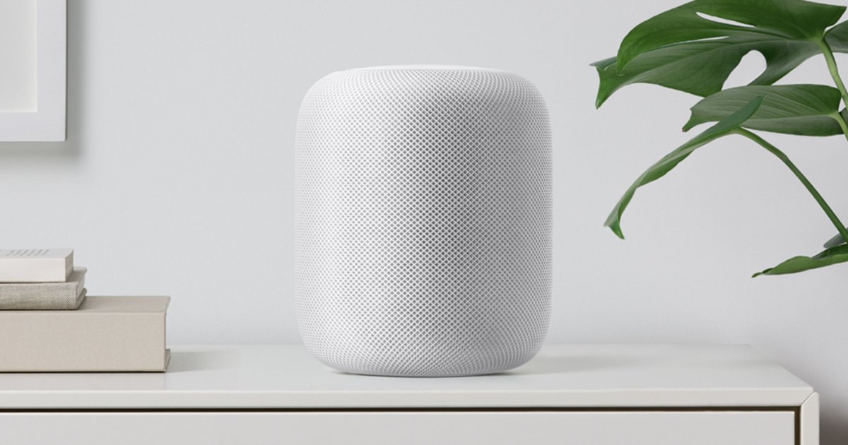 Apple unveils $349 HomePod to compete with Amazon Echo, Google Home