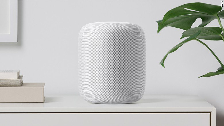 Apple is officially jumping into the home speaker market with the