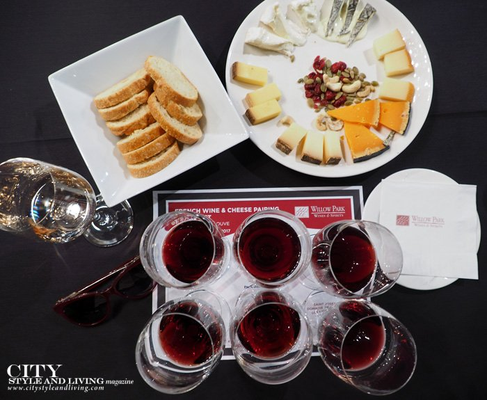 #food #wine #yycevents #calgary Absolutely lovely #CotesduRhone & Cheese pairings @willowparkwines French wine and #cheese event last week! https://t.co/afAhSD1DxG