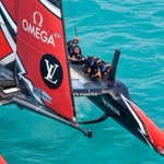Strong winds to strike Bermuda after Team NZ take 2-0 lead in America's Cup challenger series semifinal