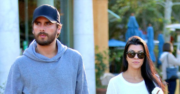 """Scott Disick and Kourtney Kardashian are not speaking: She's """"furious"""" with him."""