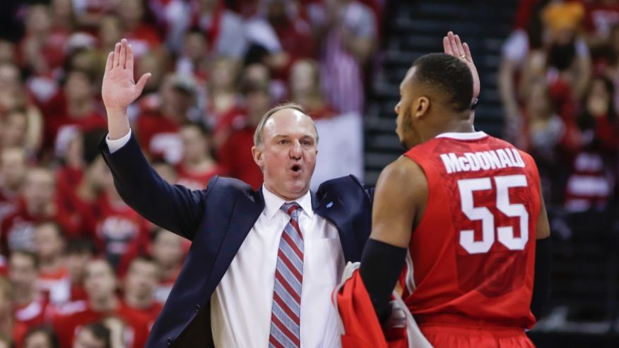 Ohio State fires men's basketball coach Thad Matta after 13 seasons