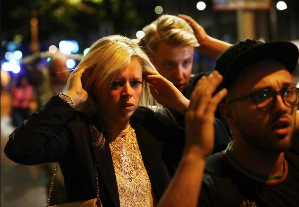 Londoners struggle to take in the cruelty and madness of Saturday's terror attack: