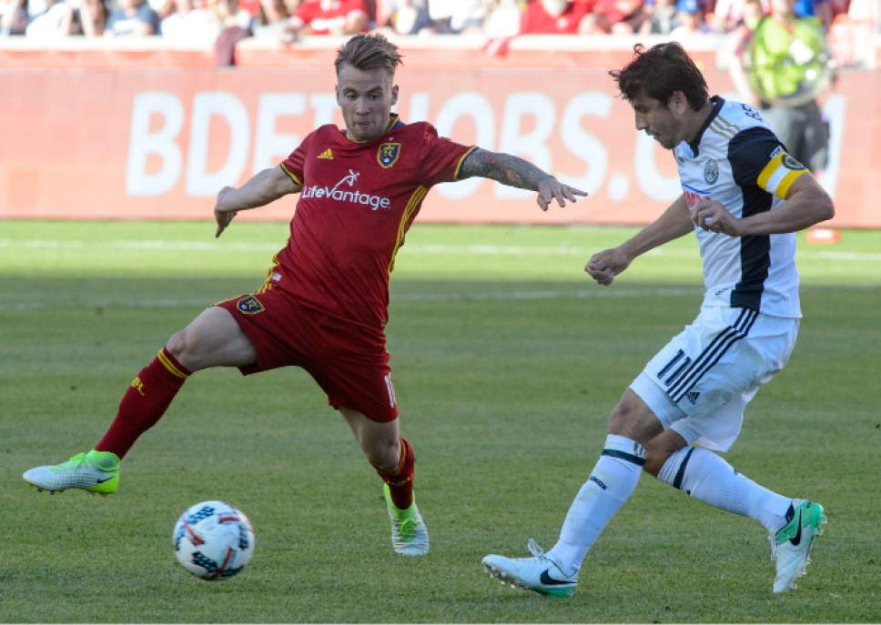 RSL's Albert Rusnák to play for Slovakia national teams in June