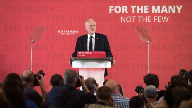 A brief history of the Labour Party in the UK: