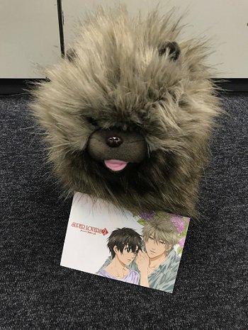 6/21発売『TVアニメ「SUPER LOVERS 2」キャラクターソングアルバム My Precious』特典は晴&零
