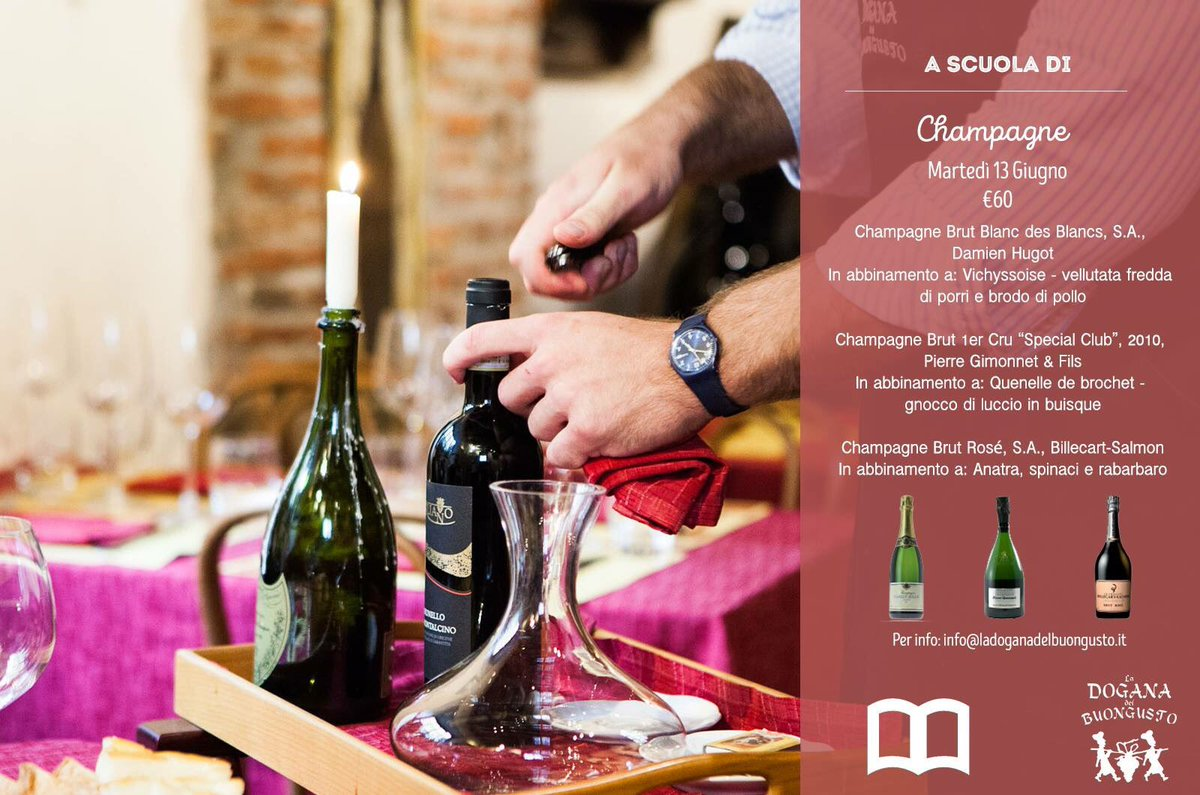 test Twitter Media - #savethedate serata a base di #Champagne 🥂 degustazione vini + menù @ArnulfoChef 🇫🇷 -> 13 giugno https://t.co/jFexulvWAu #winetasting https://t.co/OjCcCK1eGV