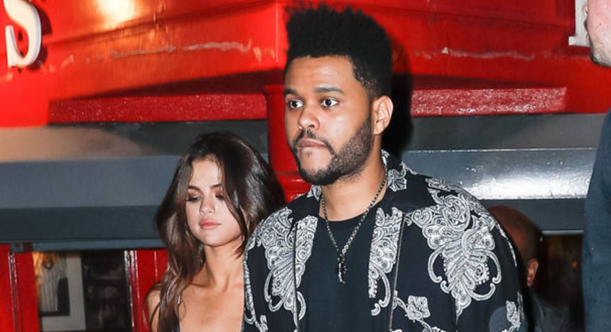 Selena Gomez sizzled in satin and lace during date night with The Weeknd in NYC: