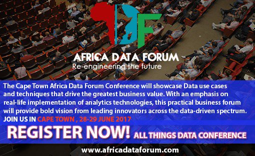 'All Things Data' Cape Town Conference - Register Now --> https://t.co/XwDL3icss3 @DataWeb #AllThingsData #ADF https://t.co/QhbJtxTlOt