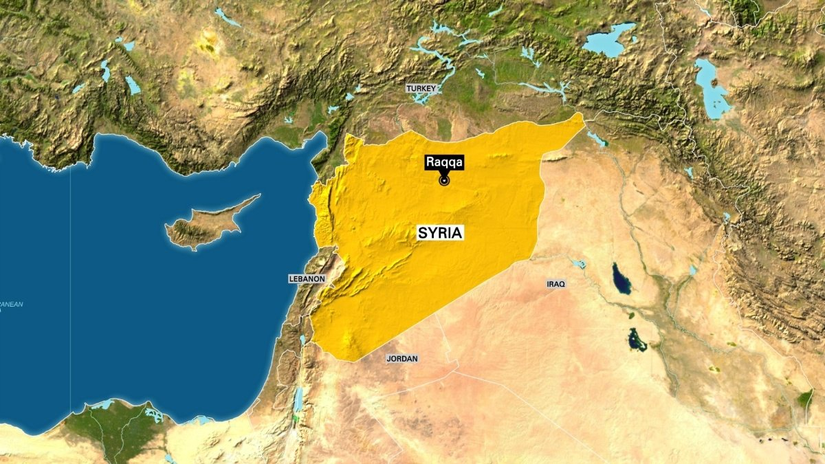 Airstrikes on Islamic State-held Syrian city kill 12