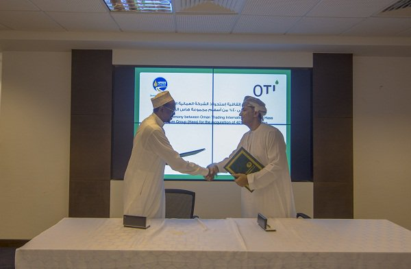 Hass sells 40pc ownership to Oman Trading International