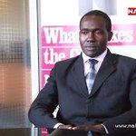 Ex-CJ candidate Paul Udoto awarded school bursary