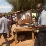 Lusaka's bodyguards beat up journalist for airing 'bad' stories