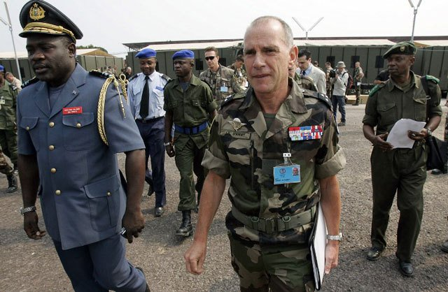 DR Congo's tainted ex-police chief Numbi made national hero