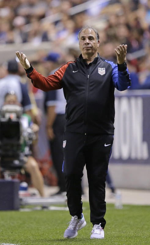 US adjusting to Arena's system as World Cup qualifier looms