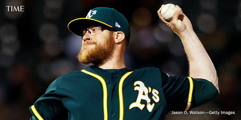 This Oakland Athletics pitcher shares why he hosts Thanksgiving dinner for refugees
