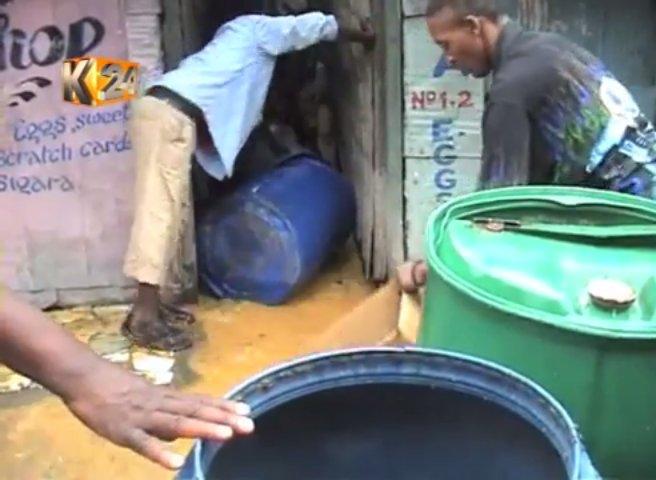 Man dies after consuming brew in Kitengela