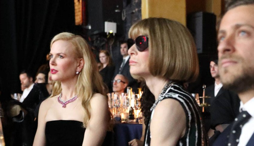 All the candid moments you didn't see at the CFDA Awards: