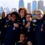 Brazil take boat ride through Melbourne