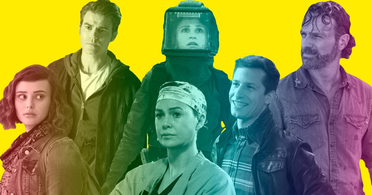 You nominated. You voted. Here's your winners of the 2017 TV Season Finale Awards!