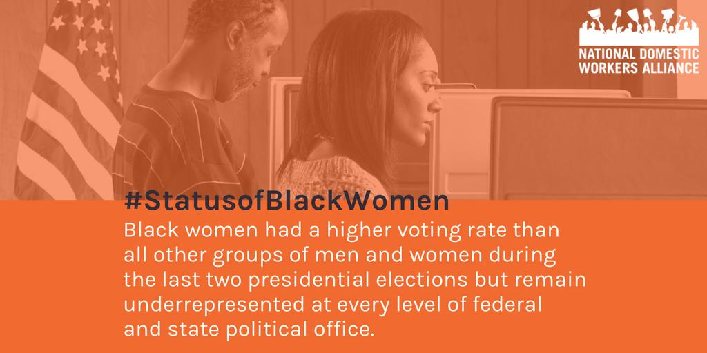 It's time for us to follow the leadership of Black women #StatusOfBlackWomen https://t.co/Iwjj5sUq5r https://t.co/nPsXgLkMeN