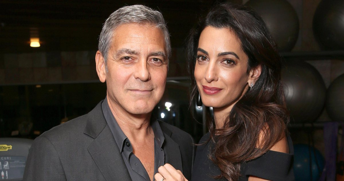 It happened! Amal and George Clooney have welcomed twins this morning: