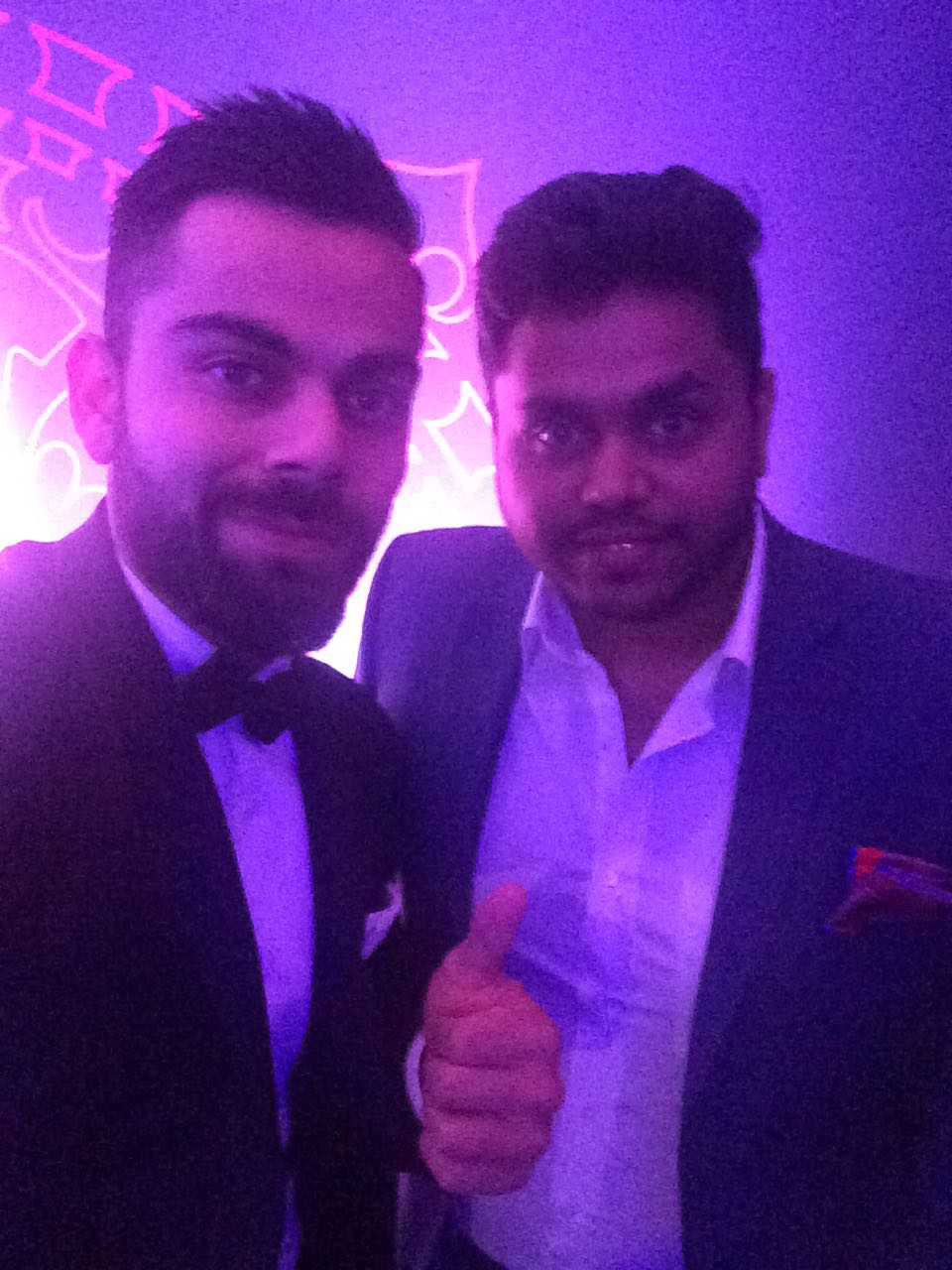 Thank you Amit Bhagchandka for coming to the HAC to support our Charity Ball last night. https://t.co/BqHmtNe3KK