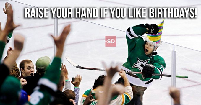 Happy birthday, Jason Spezza! Celebrate with some !