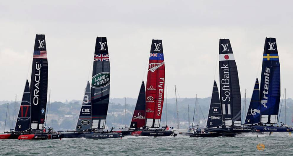 Sailing - Japan go 2-1 up against Sweden in America's Cup semi-final