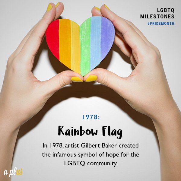 All Through June Well Be Highlighting Milestones In The Lgbtq