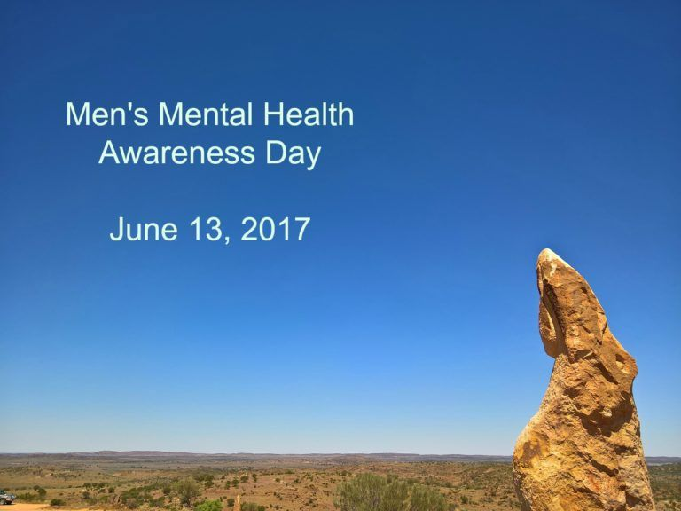 test Twitter Media - June 13 is Men's Mental Health Awareness day https://t.co/6SZnHTzZsn https://t.co/W4tEjDggYh