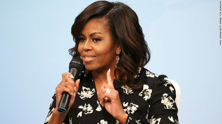 "Michelle Obama to Silicon Valley: ""Are you ready to have women at the table?"""