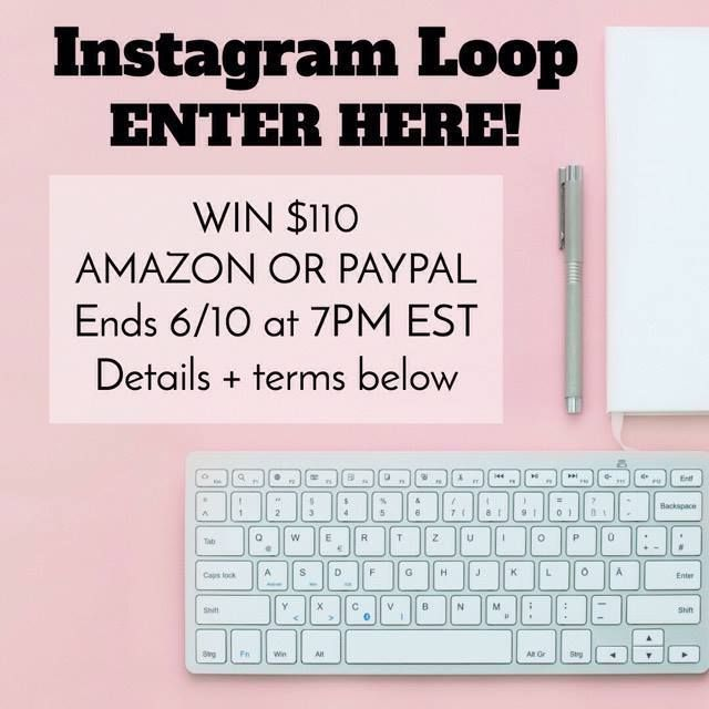 June Instagram Loop Giveaway