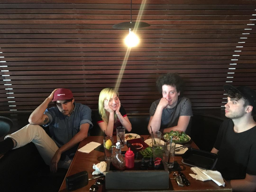 1 year ago today we sat down for lunch and things were never the same again. thanks for waiting. #AfterLaughter https://t.co/awrEbhxfR1
