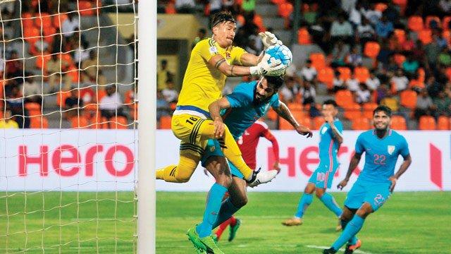 Unconvincing India beat Nepal