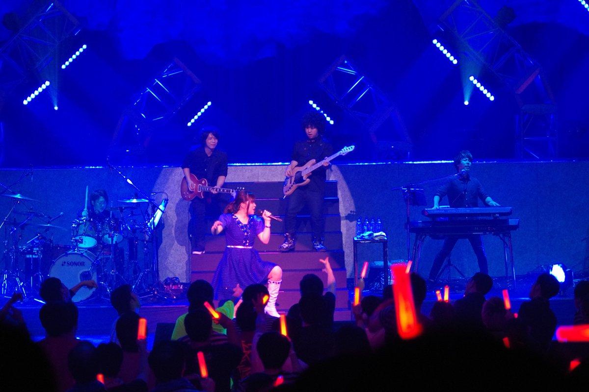 鈴木このみ3rdツアー「lead」ライブお気に入りカットその2。確かワタモテだったかな。アジアツアーとスタンディングツア