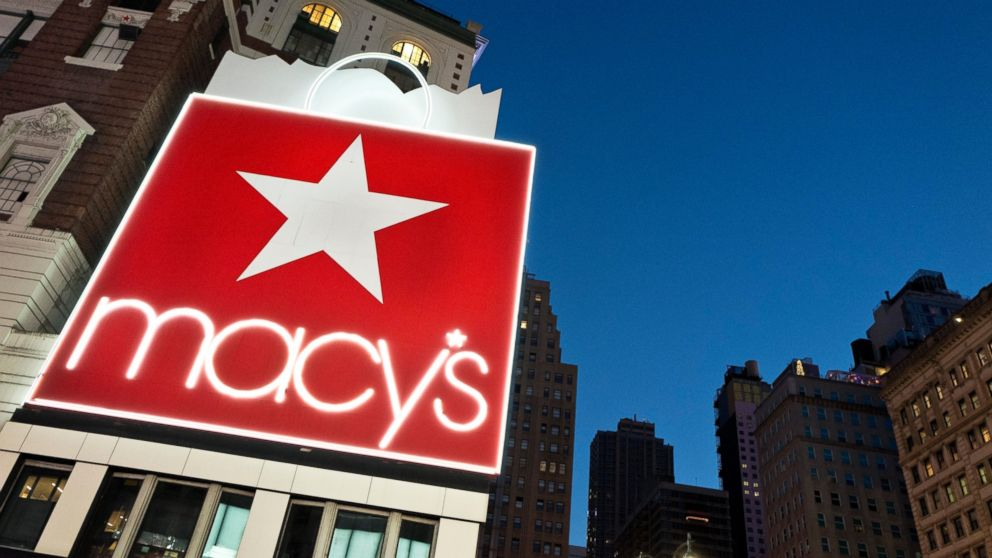 Macy's warns about profit margins, sending shares lower