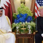 Trump urges Arab unity in call to Saudi Arabia's King Salman