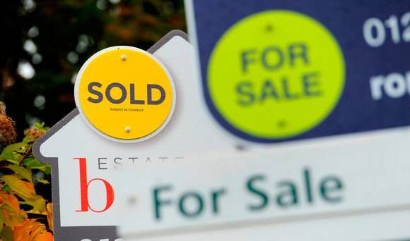 How 30pc of houses for sale can't find buyers despite crisis