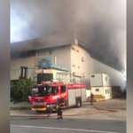 Fire breaks out at Tuas waste management plant
