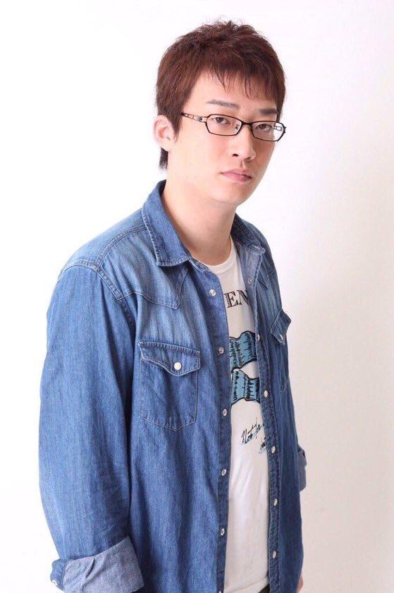 キャスト紹介!その❺!スペースクラフト 所属#田中進太郎 さんです(๑╹ω╹๑ )TVアニメ「カードファイト!!ヴァンガ